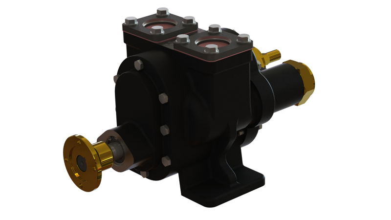 Helical Gear Pumps (High Velocity Liquid Transfer Pumps)